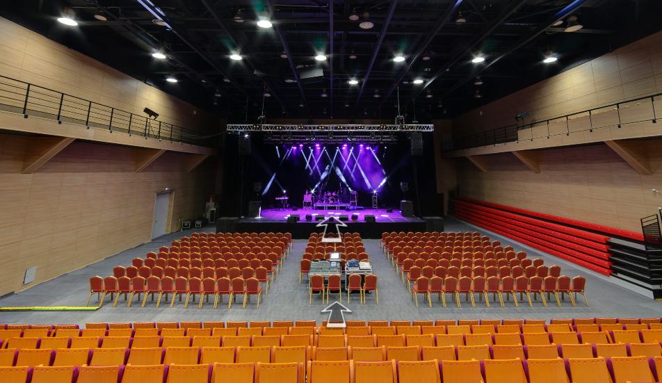 3D-тур по концертному залу